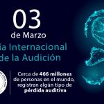 Marzo: mes de la concienciación sobre el cuidado de la audición