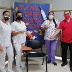 Hospital de Osa pide a adultos mayores a que asistan a cita de vacunación contra COVID-19