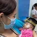 San Juan de Dios gradúa a niña internada en UCI neonatal tras 4 meses de luchar por su vida